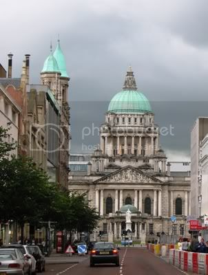 Belfast City Hall July 29th 2009