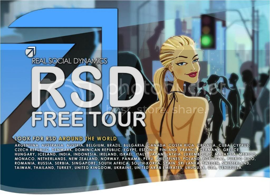 RSD Free Tour